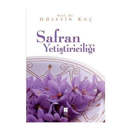 Safran Yetiştiriciliği Hüseyin Koç Kitap