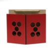Safranbolu Evi Modelli Ahşap Kalemlik Üstten Görünüm