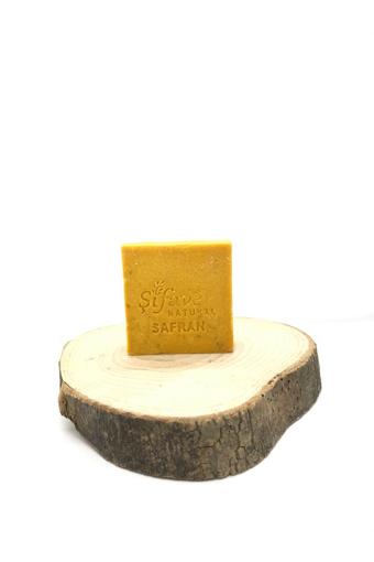 %100 Doğal Safranlı Sabun resmi